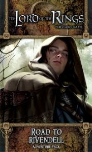 Lord of the Rings : The Card Game - Road to Rivendell